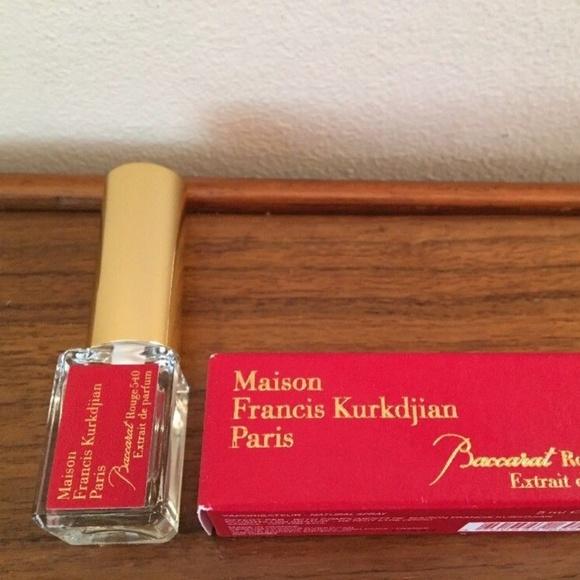 Maison Francis Kurkdjian Other Baccarat Rouge 540 Parfum Poshmark